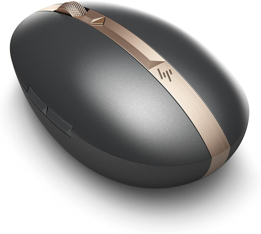 HP Burgundy Spectre 700 Wireless Bluetooth Mouse