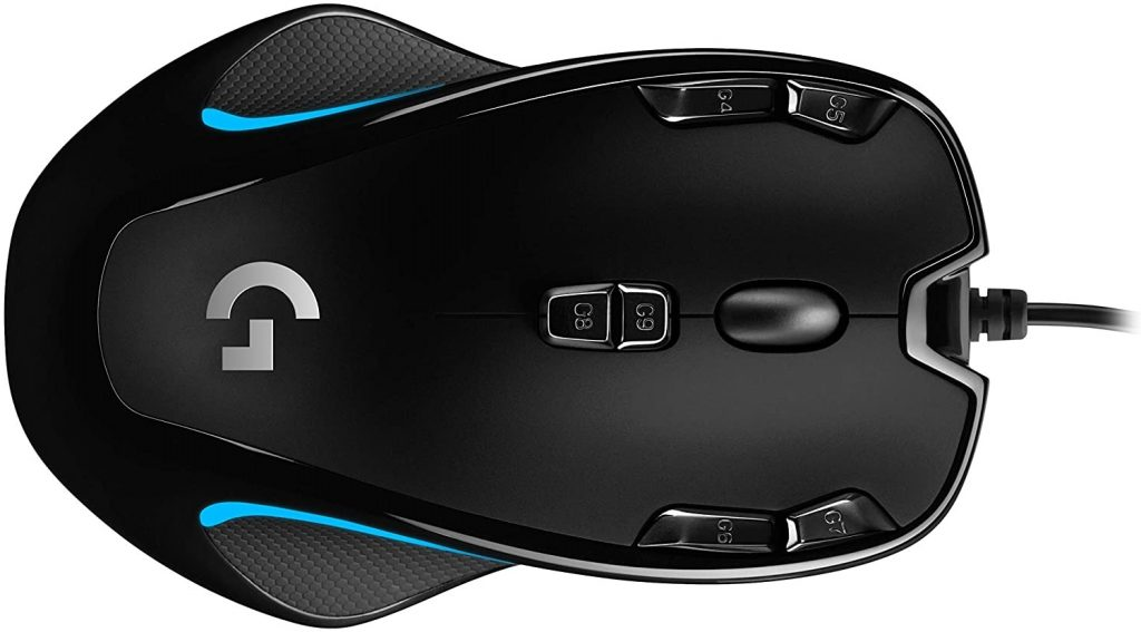 Logitech G300s Optical Ambidextrous