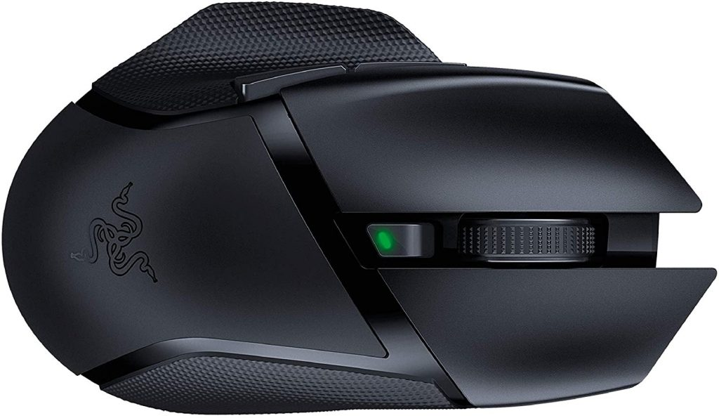 2. Razer Basilisk X Hyper Speed Wireless Gaming Mouse